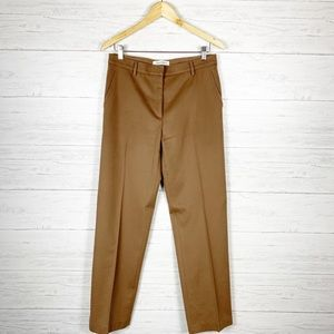 MaxMara • Wool Wide Leg Trouser Pants 10